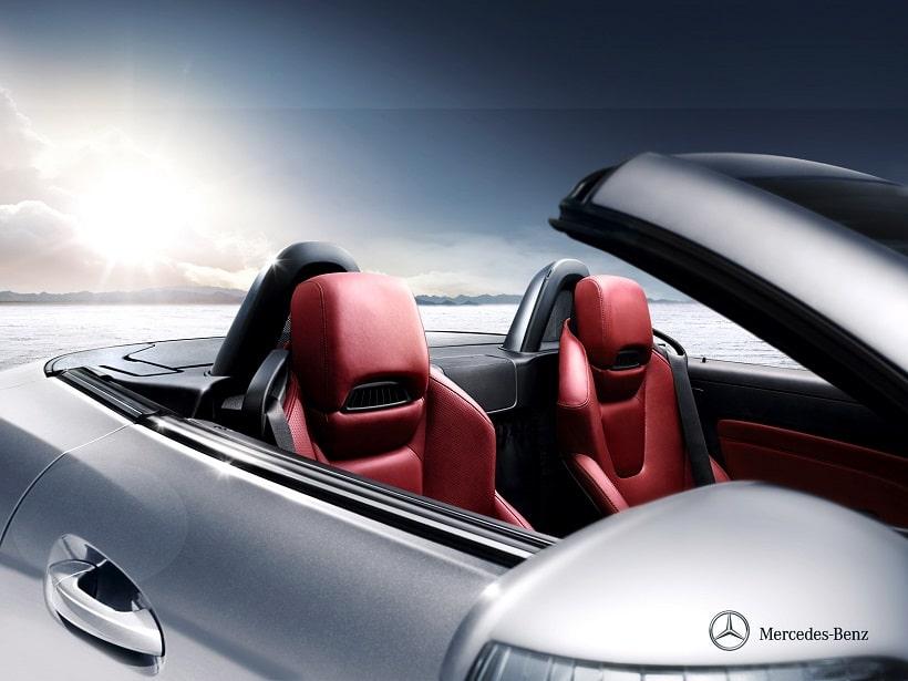 2014_Mercedes-Benz_SLK_Class_Seats