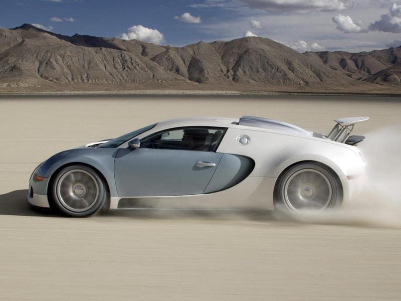 Bugatti Veyron (5)