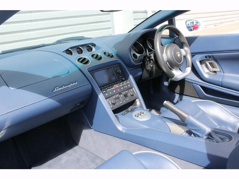 Lamborghini Gallardo Spyder (4)