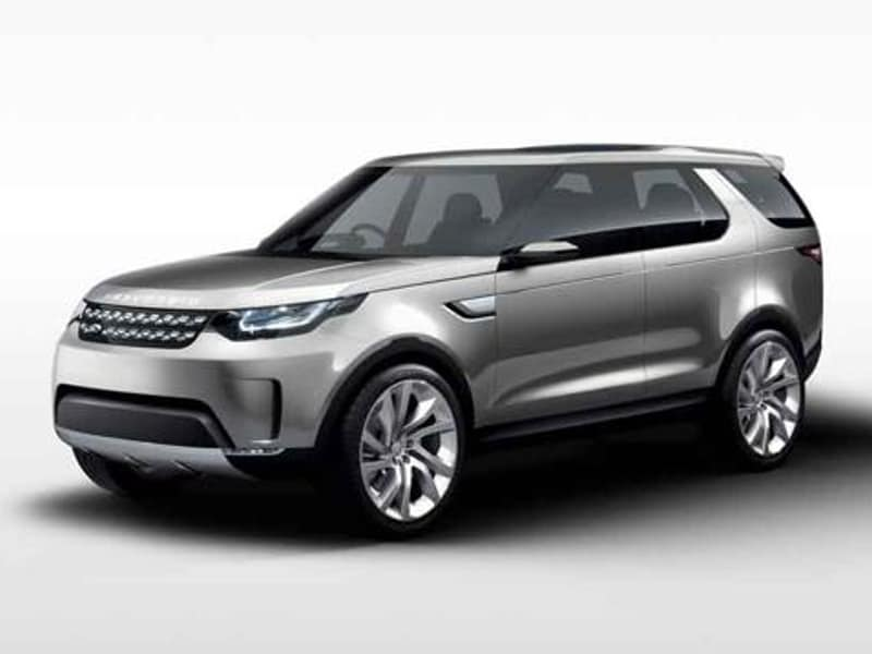 Land Rover Discovery 365 Luxury Car Hire