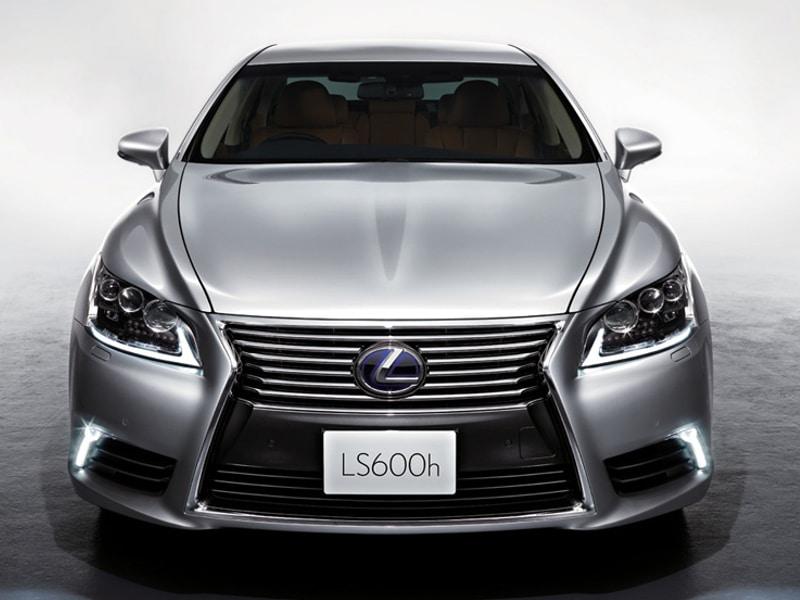 Lexus LS Hybrid (3)