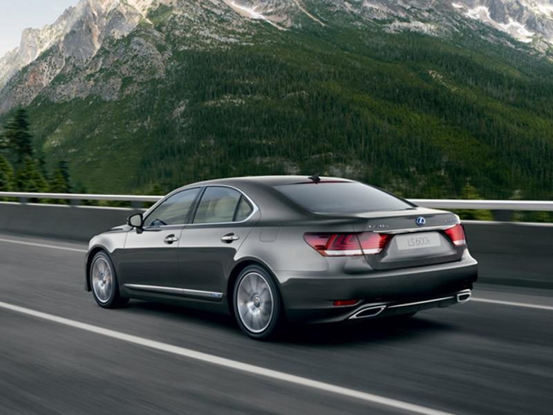Lexus LS Hybrid (4)