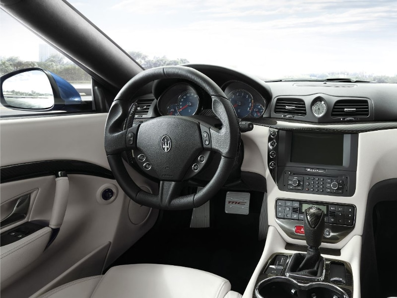 Maserati GranTurismo MC Stradale (4)