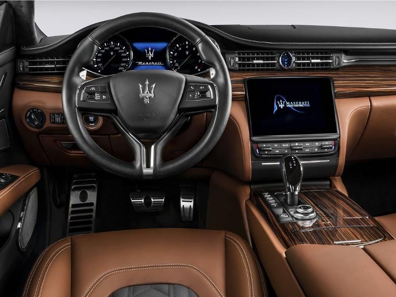 Maserati Quattroporte S (5)