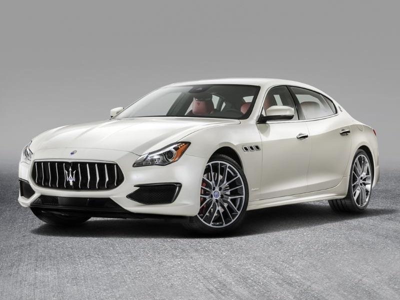 Maserati Quattroporte S (7)