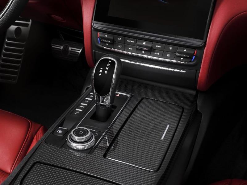 Maserati Quattroporte S (9)