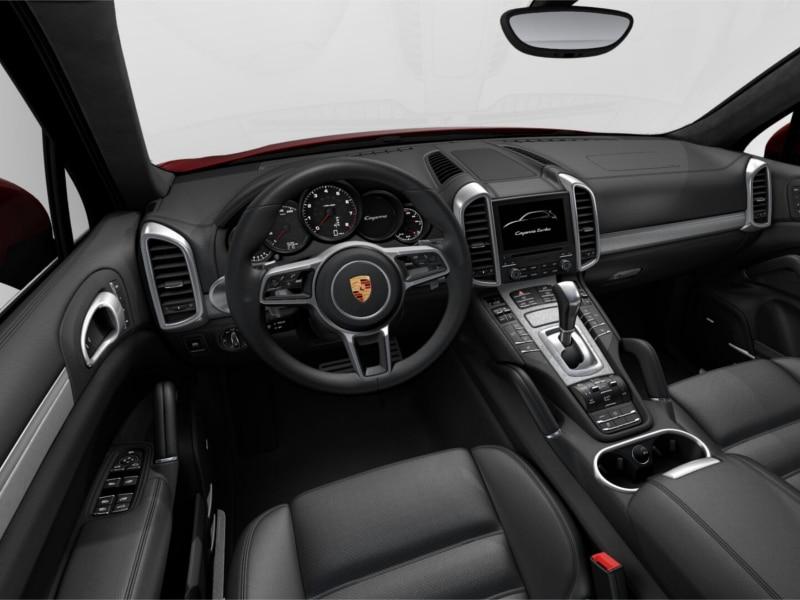 Porsche Cayenne Turbo (3)