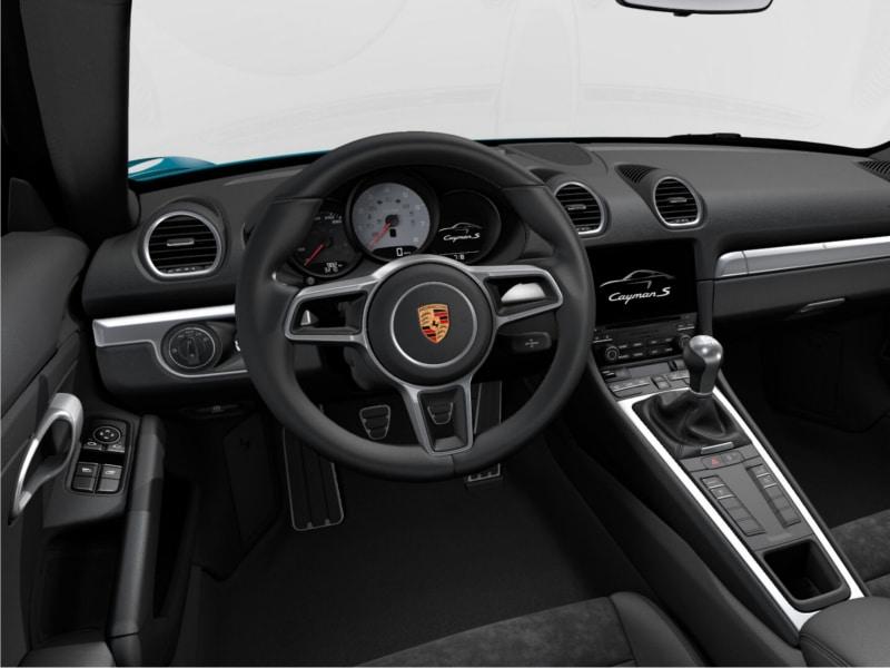 Porsche Cayman S (3)