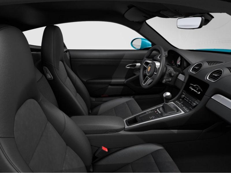 Porsche Cayman S (4)