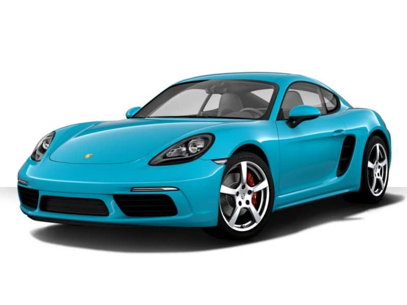 Porsche Cayman S (5)