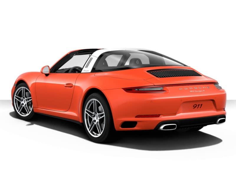 Porsche Targa2