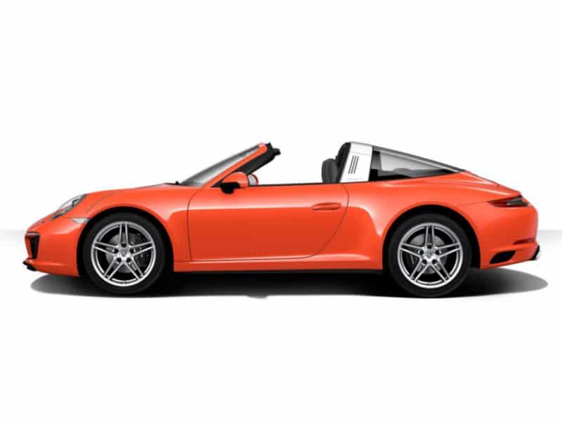 Porsche Targa3