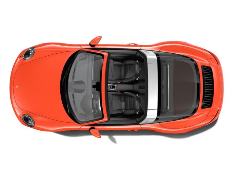 Porsche Targa4