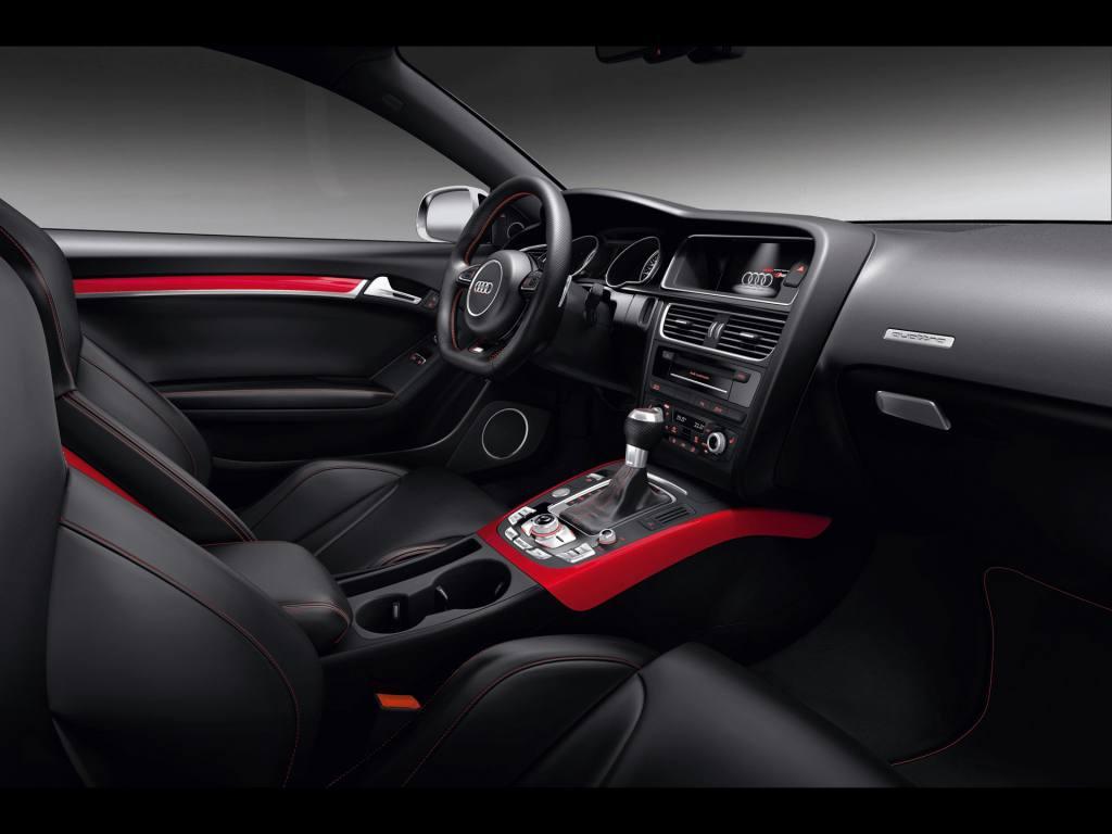 Audi RS 5/Innenraum
