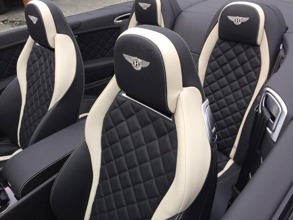 bentley gtc 4 seats