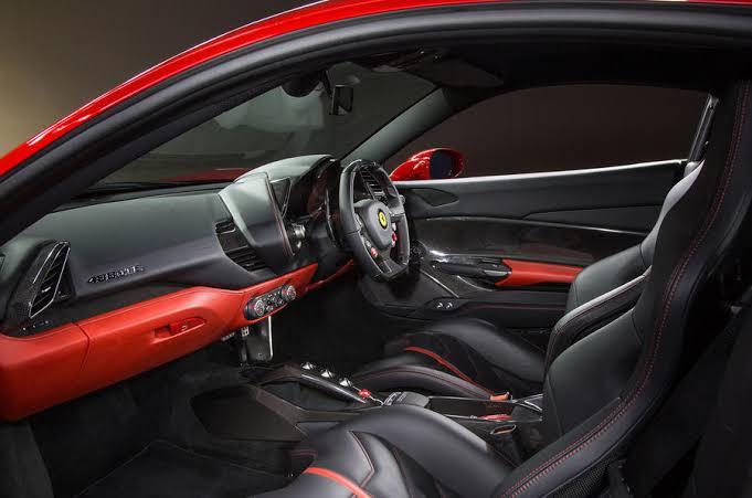 Ferrari 488 GTB...