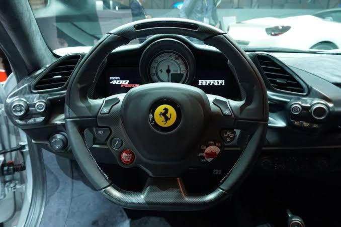 Ferrari 488 Pista.,