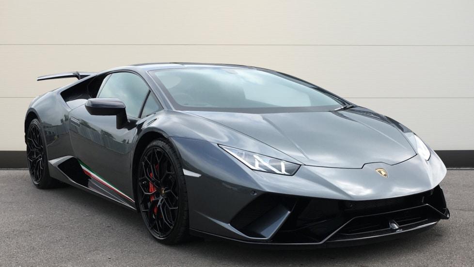 Lamborghini Huracan Performante....