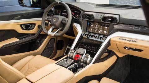 Lamborghini Urus...
