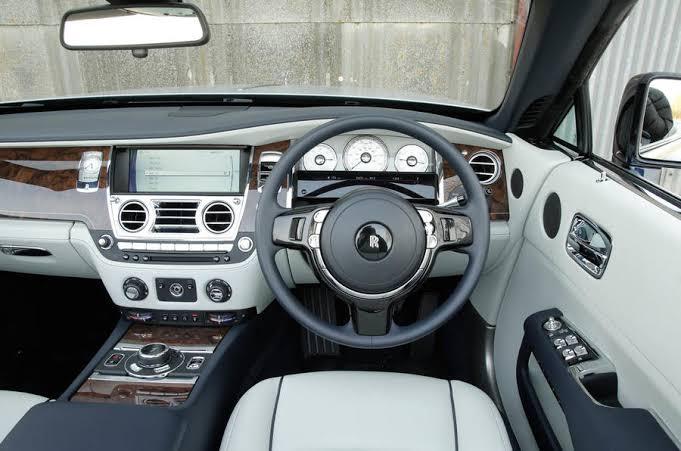 Rolls Royce Dawn...
